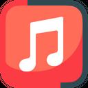 Applemusic Social Media Iconez Icon
