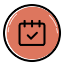 Appointment Calendars Event Icon