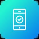 Approve Verify Accept Icon