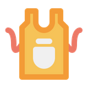 Apron Kitchen Cooking Icon