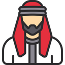Arab Man Icon