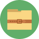 Archive Folder Zip Folder Archive Zip Icon