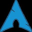 Archlinux Technology Logo Social Media Logo Icon
