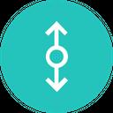 Arrow Arrows Circle Icon