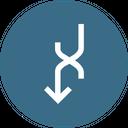 Arrow Arrows Overlap Icon