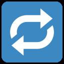 Arrow Clockwise Repeat Icon