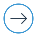 Arrow Right Circle Icon