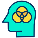 Artist Mind Artist Thinking Human Mind Icon