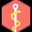 Asclepius Icon