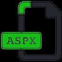 Aspx File Internet Icon