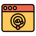Astrophysics Web Icon
