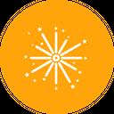 Atasbaji Crackers Diwali Icon