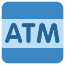 Atm Automated Bank Icon