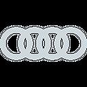 Audi Company Logo Brand Logo Icon