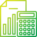 Budget Accounting Cost Icon