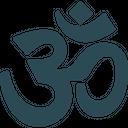 Aum Om Symbolism Of Aum Icon
