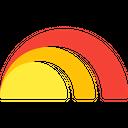 Aurora Alimentos Industry Logo Company Logo Icon