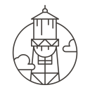 Austin City Building Icon