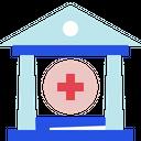 Authorised Hospital Hospital Medical Care Icon