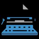 Authorship Book Composition Icon