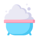 Baby Bath Bathtub Bath Icon
