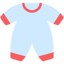 Baby Outfit Icon