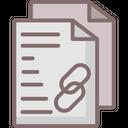 Backlinks In Seo Inbound Links Link Building Icon