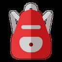 Backpack Bag Women Icon