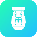 Backpack Bag Carry Icon