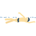 Backstroke Icon