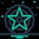 Badge Label Banner Icon