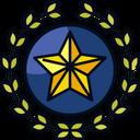 Winner Badge Award Icon