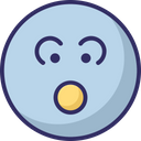Baffled Emoticon Icon