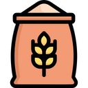 Bag Of Grain Icon