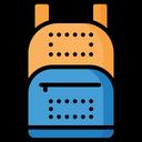 Bag Printing Icon