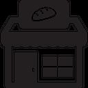 Bakery Shop Icon