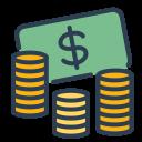 Balance Spendings Budget Icon