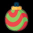 Ball Bells Christmas Icon