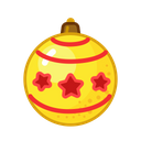 Ball On The Tree Icon