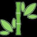 Bamboo Plants Icon