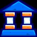 Bank Money Storage Credit Icon
