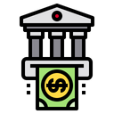 Pay Baking Finance Icon