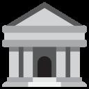 Bank Money Saving Icon