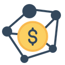 Banking Business Connection Icon