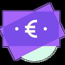 Notes Money Profit Icon