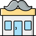 Barber Shop Icon