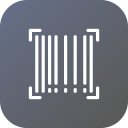 Barcode Scanner Scan Icon