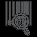 Barcode Bar Code Icon