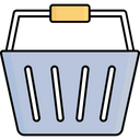 Basket Buy Grocery Icon