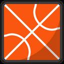 Basket Basketball Ball Icon